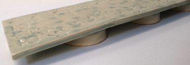 Tableware: ceramic platter