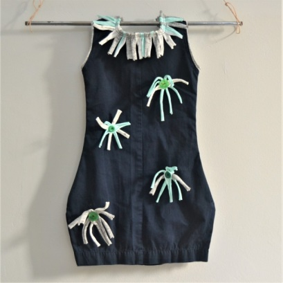 Baby-kid-play-dress-navy-removable-tassels