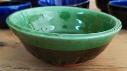 Tableware: ceramic bowl