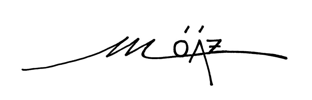 Marina ÓÁZ Signature
