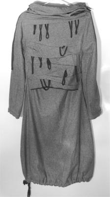 Grey-wool-winter-dress