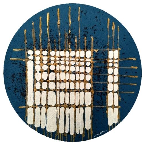Gabbia Dorata - Women Series - Contemporary Art