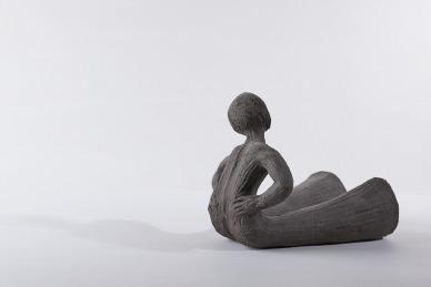 20201213Marina OAZ Contemporary Art Ceramic Sculpture Introspeccion_1