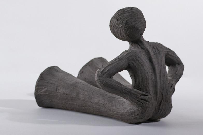 20201213Marina OAZ Contemporary Art Ceramic Sculpture Introspeccion_2