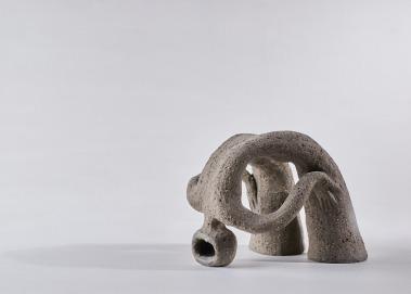 20201213Marina OAZ Contemporary Art Ceramic Sculpture Introspeccion_9